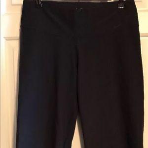 Nike Dry-Fit Women's Pants Cropped Capri Workout